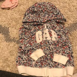 Other - Baby Gap spring Hoodie